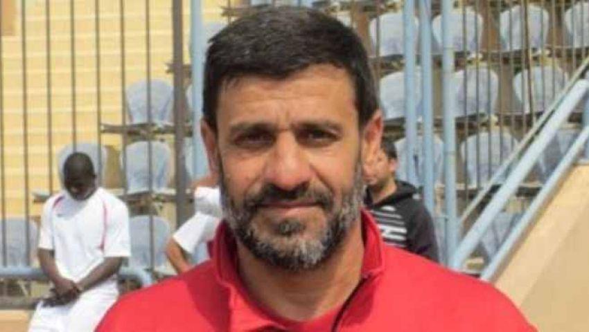 حسين أمين مديراً فنياً مؤقتاً لإنبي