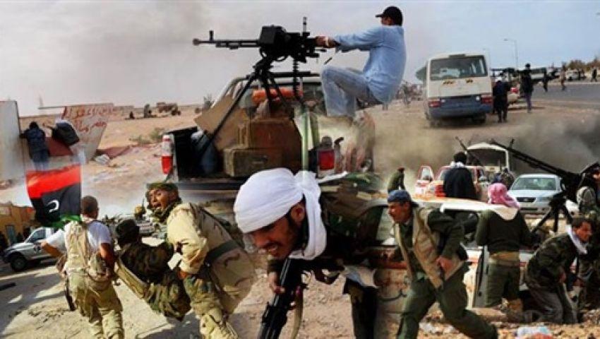 نتيجة بحث الصور عن قتال ليبيا