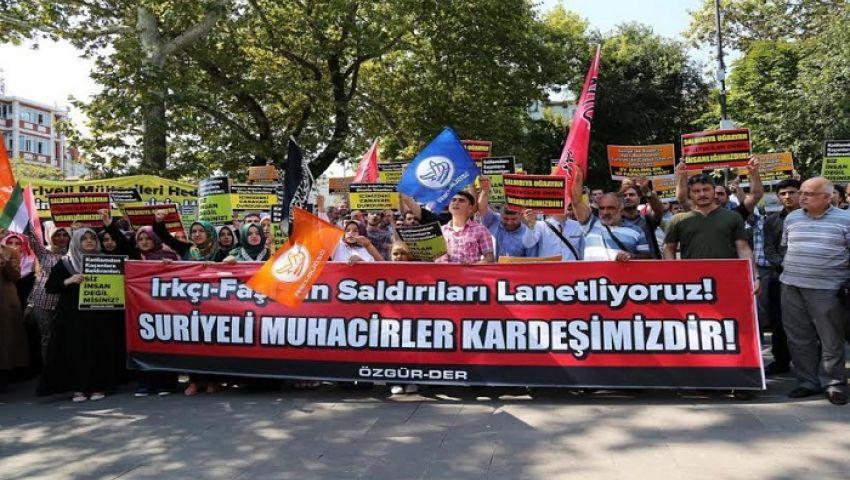 تحركات تركية لوأد فتنة كراهية مع اللاجئين السوريين
