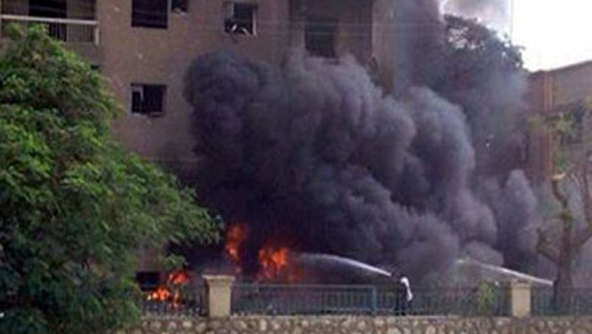 انفجار مصنع ومصرع عامل بالدقهلية