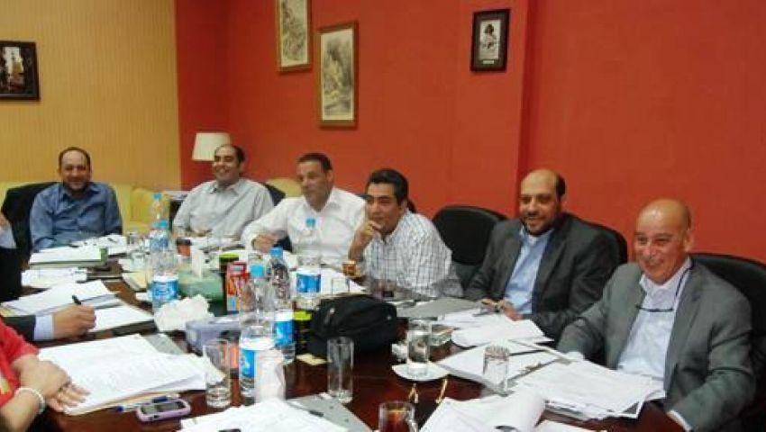 مجلس الجبلاية يجتمع لمناقشة مصير الدوري