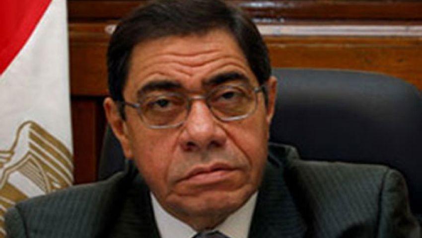 النائب العام: سأطلب العودة لمنصة القضاء استشعارا للحرج