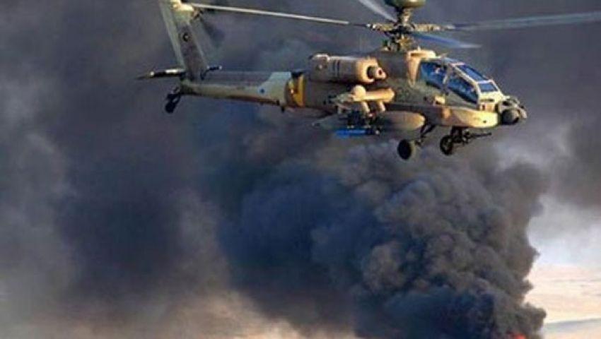 استئناف العمليات العسكرية بشمال سيناء