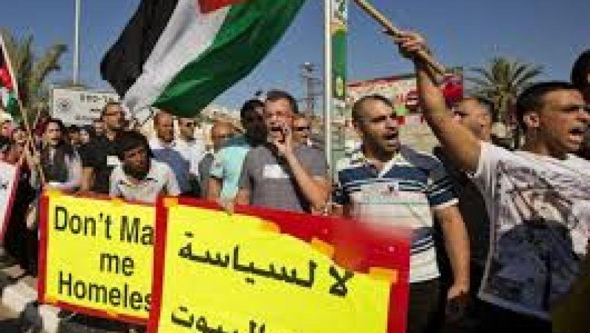 الدول العربية تنتفض ضد برافر تضامنا مع الفلسطينيين