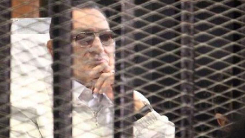 الخضيري: 6 شهور للاطلاع يعني إطلاق سراح مبارك