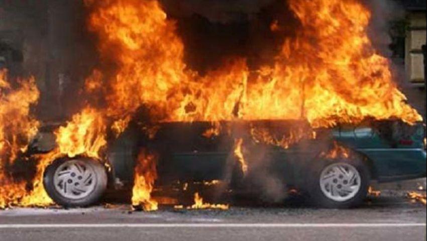 مصرع 4 مسلحين في انفجار سيارة بالعريش