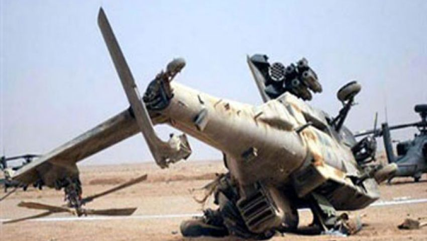 تحطّم مروحية لـالناتو شمال أفغانستان