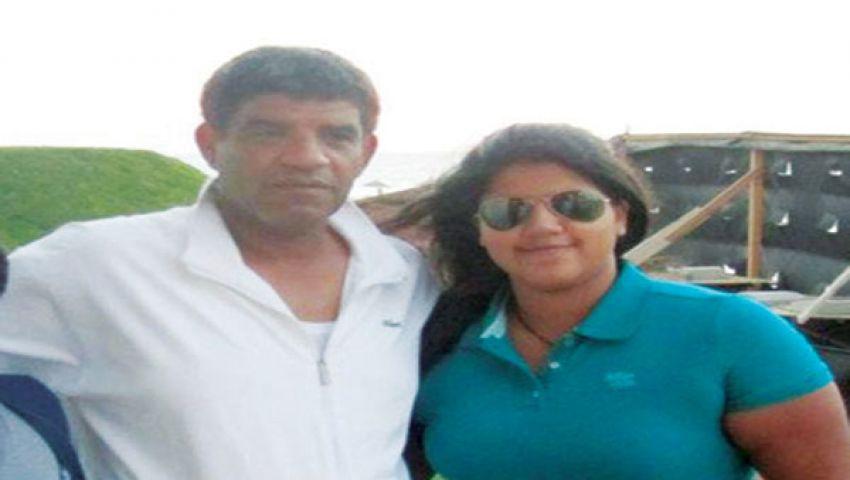 تسليم  ابنة رئيس مخابرات القذافي إلى ذويها