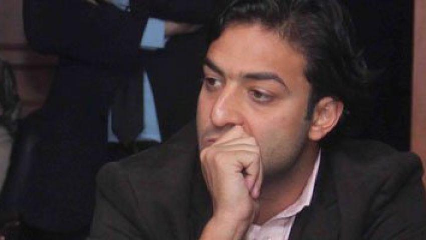 ميدو ينعي خالد صالح على فيس بوك