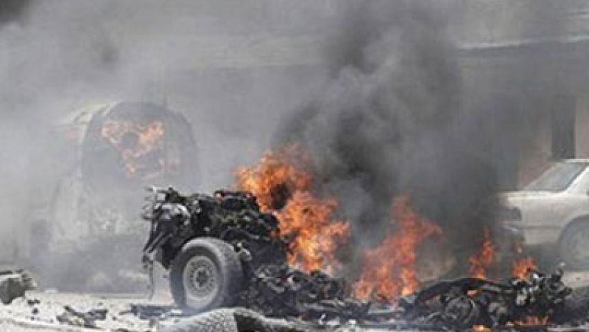 تفجير 4 سيارات عسكرية في ليبيا دون خسائر