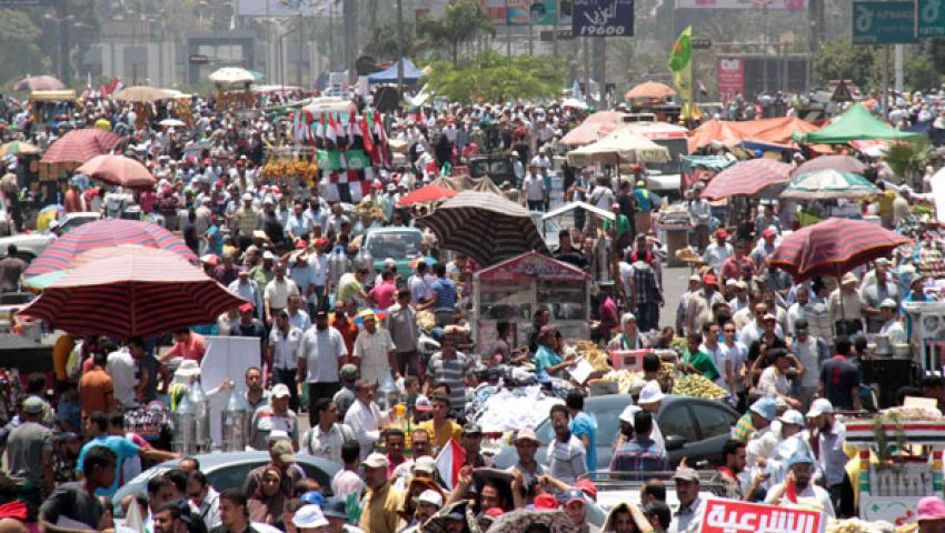 فيديو: قيادي إخواني: مرسي هيكمل مدته غصب عن أي حد