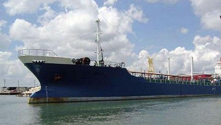 وصول 38 ألف طن سولار لميناء الإسكندرية