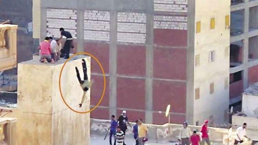 التحقيق مستمر مع المتهم بإلقاء طفل من أعلى عقار سيدي جابر
