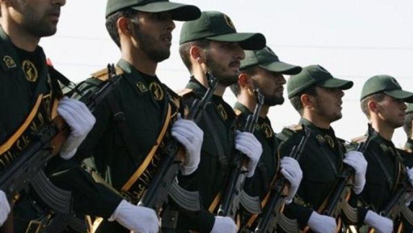 تشييع عنصرين من الحرس الثوري الإيراني قتلا بالعراق