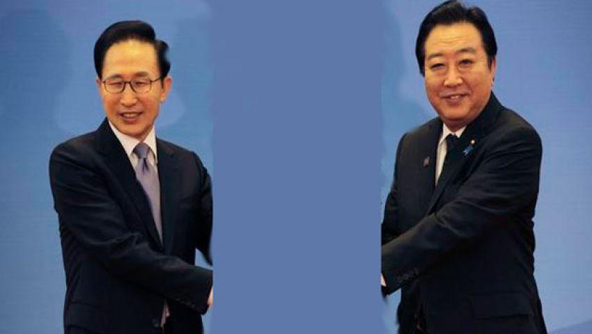 كوريا الجنوبية واليابان تعقدان محادثات لتحسين العلاقات بينهما
