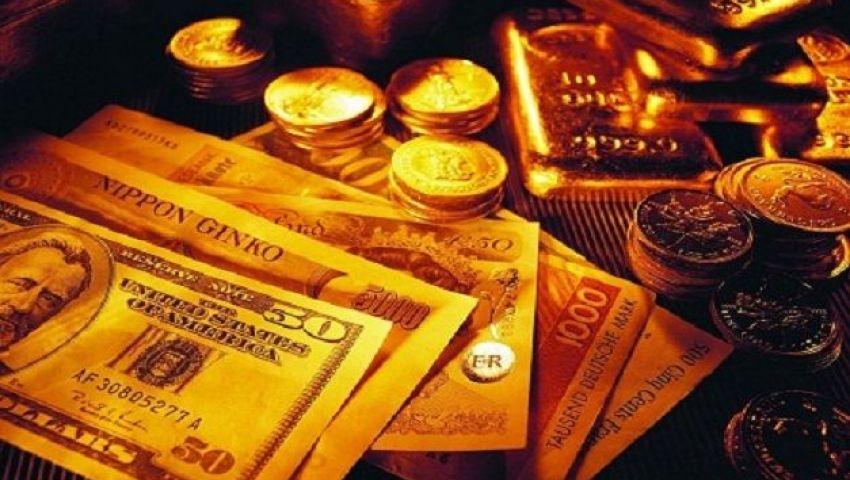 فيديو..انخفاض جماعي لأسعار الذهب والعملات