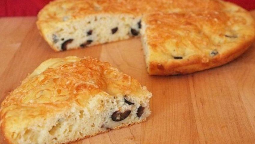 الخبز بالزيتون.. أسرع طريقة في منزلك