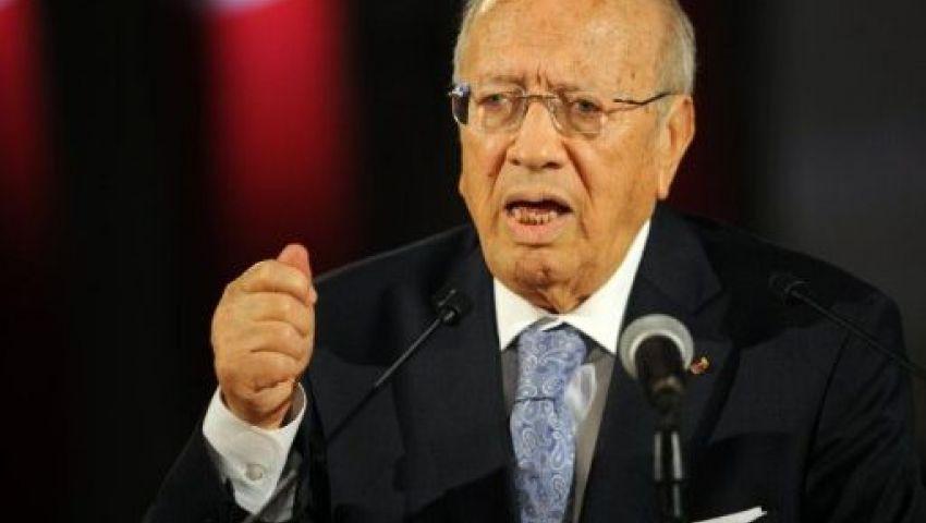 السبسي: أطراف داخلية وخارجية تثير الفتنة في تونس
