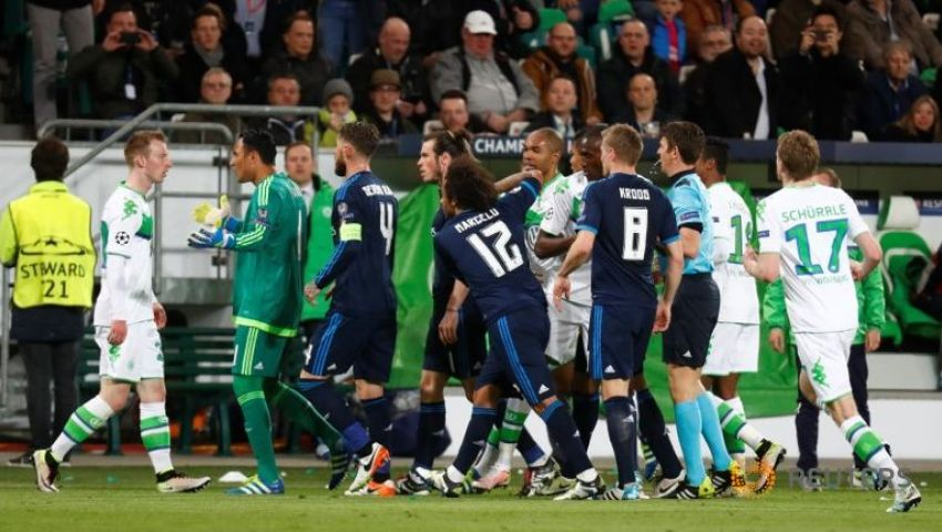 ريال مدريد يتسلح بالقوة الضاربة أمام فولفسبورج