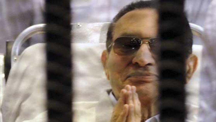 رئيس مصلحة السجون : سيتم الإفراج عن مبارك بعد التواصل مع النيابة