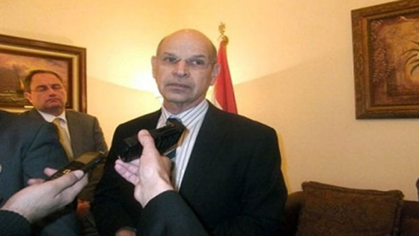 هروب أمن سفارة إسرائيل إلى تل أبيب