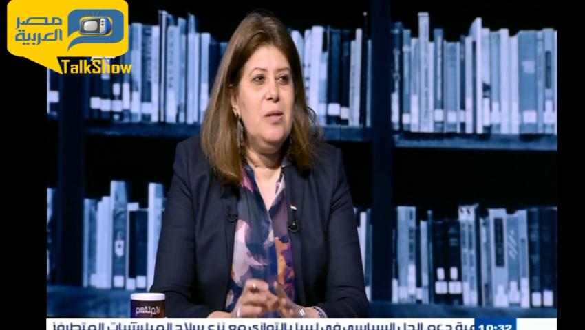 فيديو.. وزيرة السكان: تنظيم الأسرة لم يعد كما كان