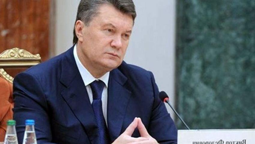 الشيوخ الروسى: يانكوفيتش مازال رئيساً لأوكرانيا