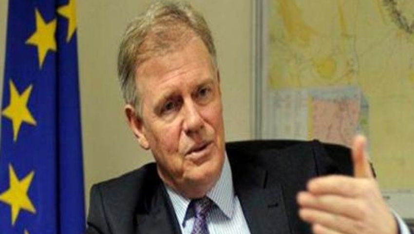 سفير الاتحاد الأوروبي: نسعى لحل وسط في مصر