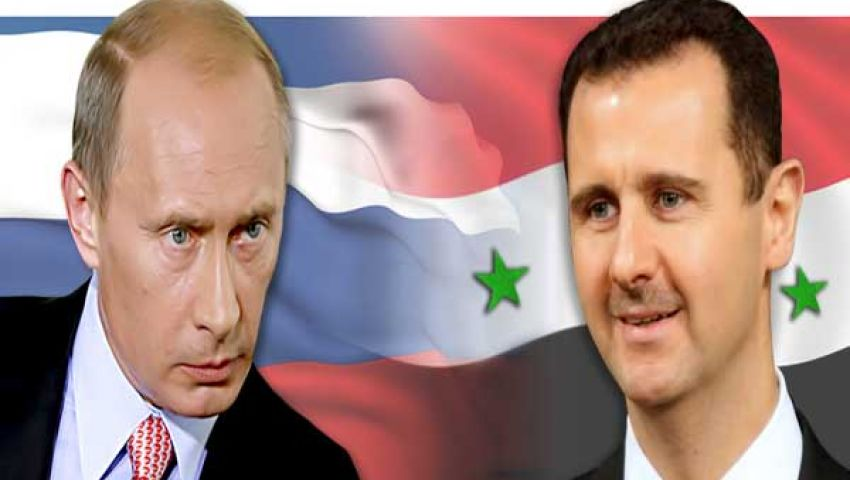 بوتين يتصل بالأسد هاتفيًا للمرة الأولى منذ عامين