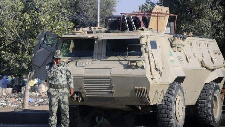 شهود عيان: الأمن يحاصر شرق العريش