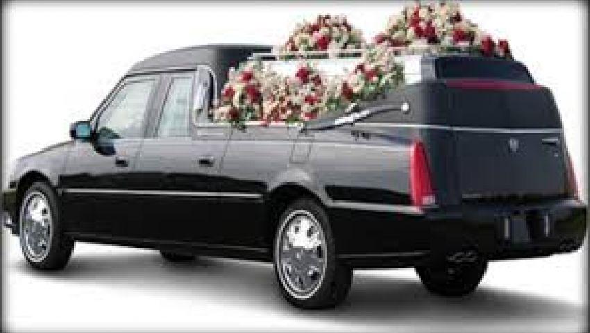 بريطاني يذهب الى عقد قرانه بسيارة.. جنازة