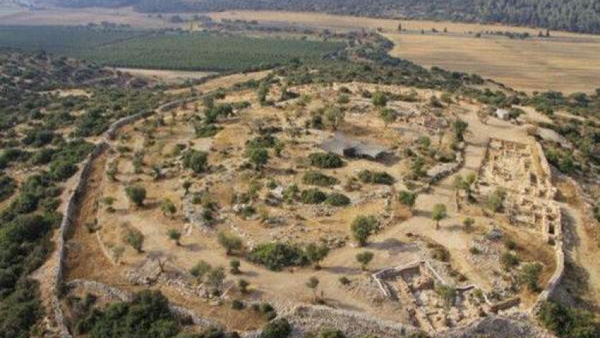فريق آثار إسرائيلى يزعم اكتشاف أطلال قصر الملك داود