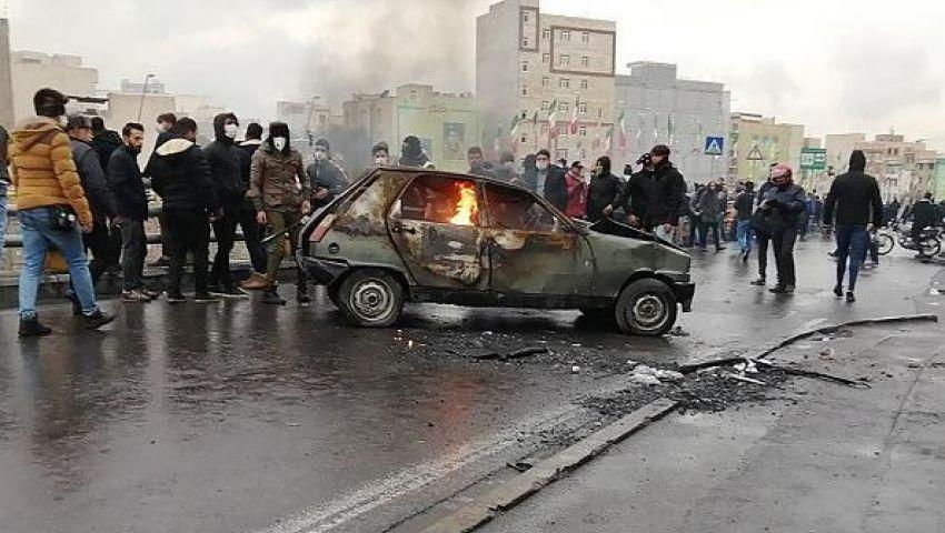 إيران| «رايتس ووتش»: قمع ممنهج ضد المحتجين ولابد من التحقيق في الانتهاكات
