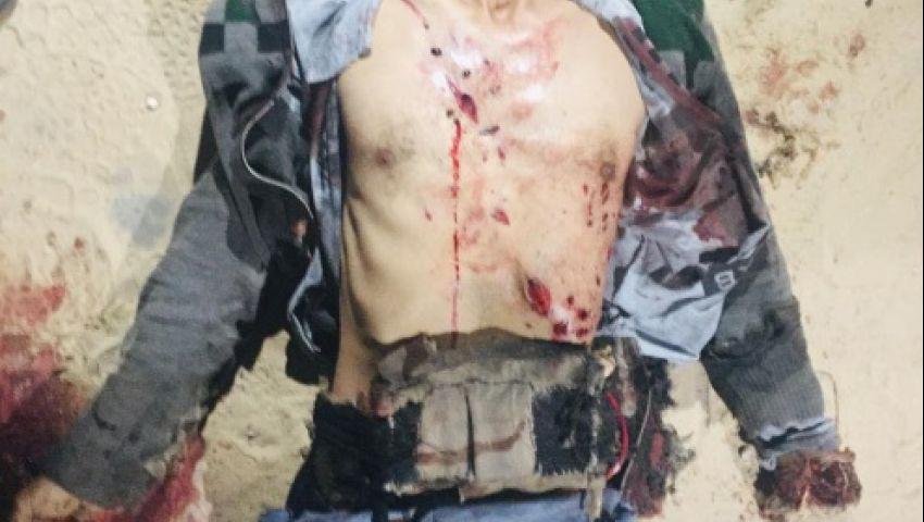 بالصور| الداخلية تحبط تفجير ارتكاز أمني بالعريش ..وتعلن مقتل الانتحاري