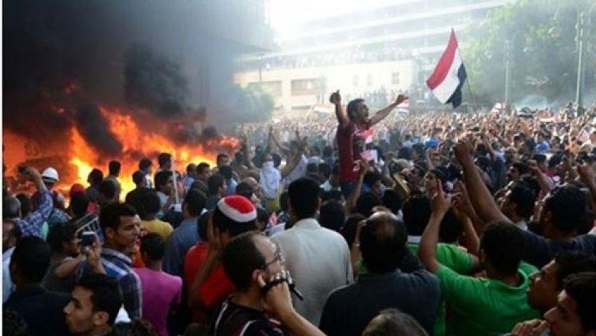 حبس 4 من الإخوان في اشتباكات برما بالغربية
