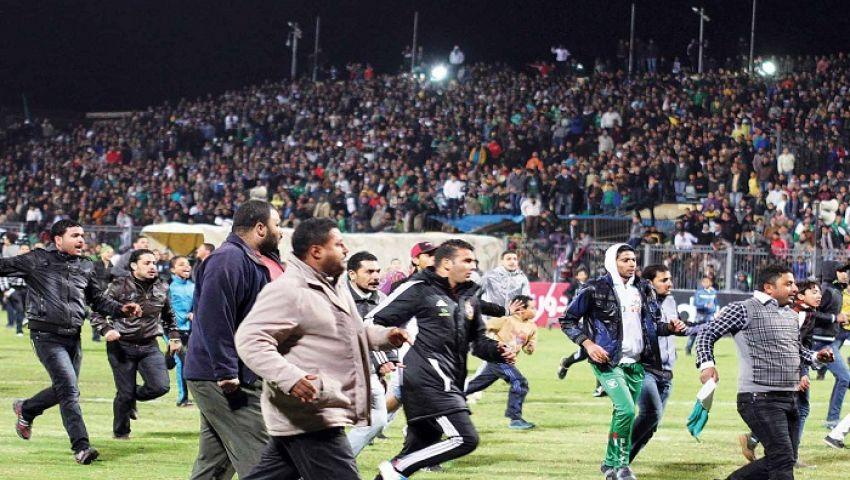 الرياضة في ظل الحرب.. مصر وليبيا