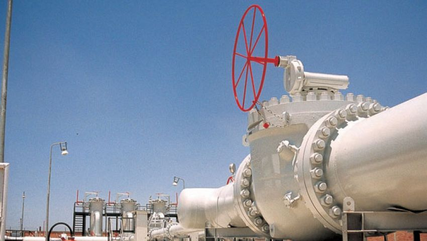 536 تريليون قدم مكعب احتياطي الغاز الصخري بمصر