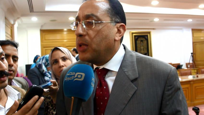 الإسكان: القطاع الخاص يشارك في صرف صحي أبو رواش