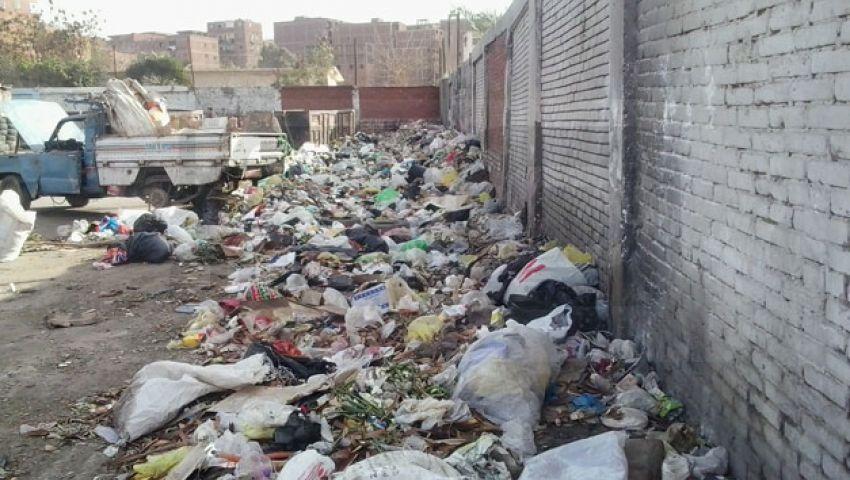 الهجانة والدويقة وقلعة الكبش..الحياة بين أكوام القمامة(1)