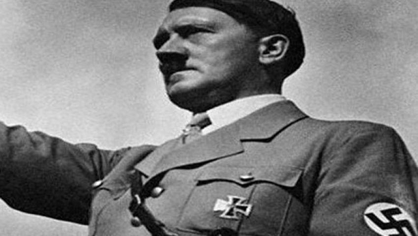 فى مديح هتلر