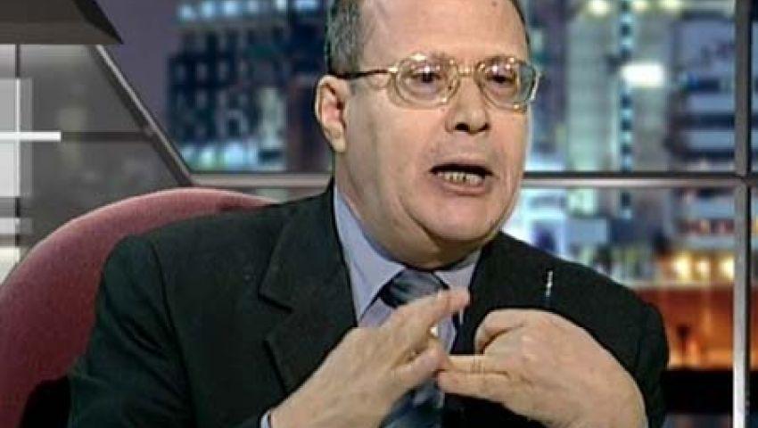 عبد الحليم قنديل : اختيار مرسي كان أشبه بأكل  الخنازير