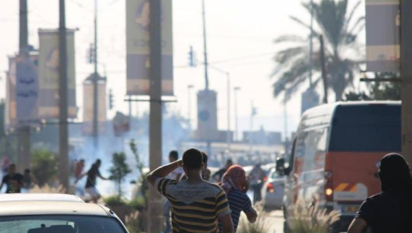 استمرار الاشتباكات في القدس والاحتلال يعتقل 61 عربيًا