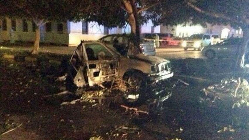 انفجار سيارة في منطقة الرفاع بالبحرين