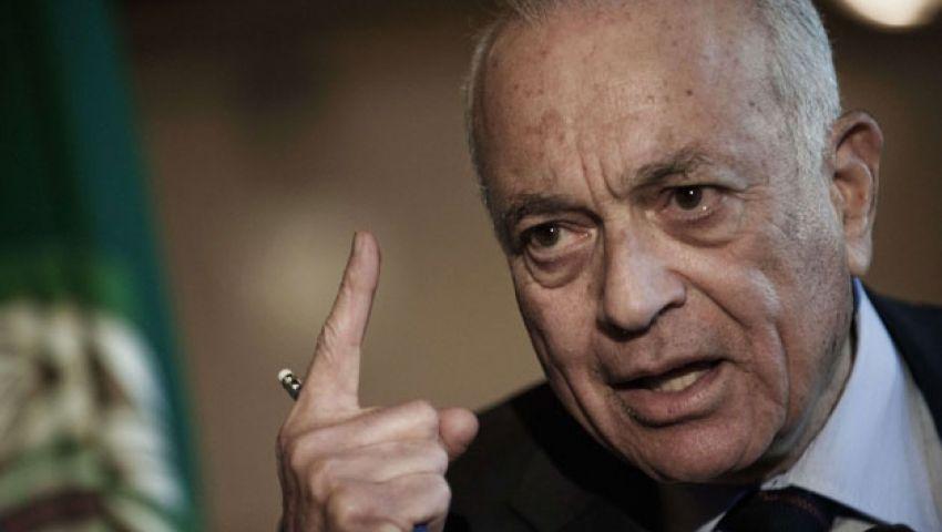 فيديو.. العربي يطالب مجلس الأمن بوقف إطلاق النار فى سوريا