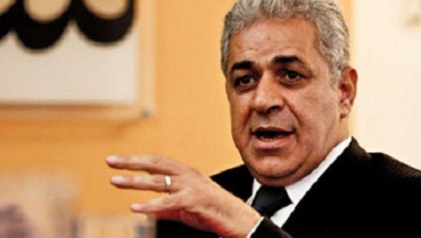 التيار الشعبي: فاسدو نظام مبارك والإخوان يشوهون صباحي