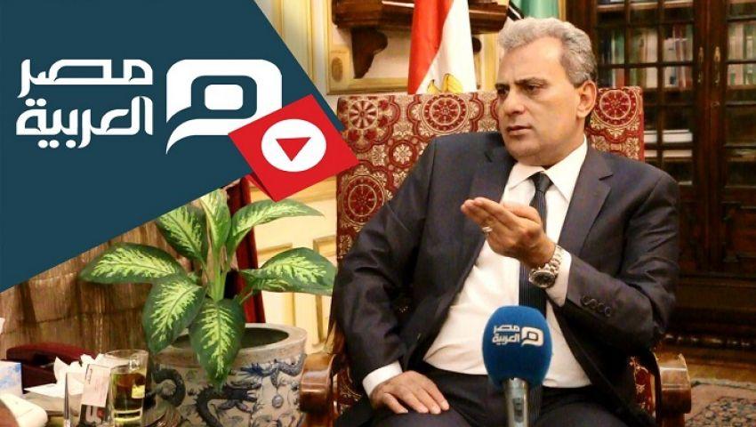 بالفيديو  جابر نصار: جامعة القاهرة ستحارب التطرف بحملة بن رشد