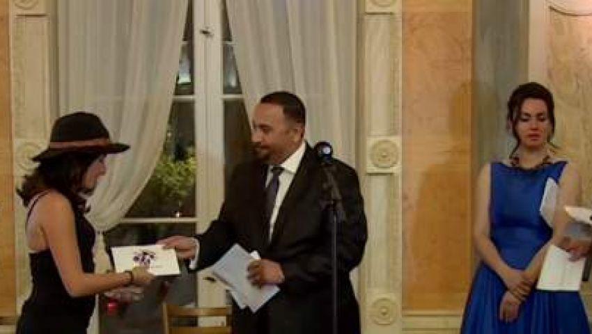 يوميات شهرزاد يفوز بجائزة التلفزيون العربي في مهرجان مالمو