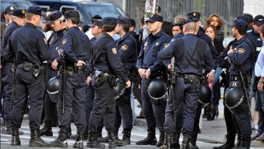 قبضة أمنية علي قمة الكلاسيكو بـ1320 شرطياً
