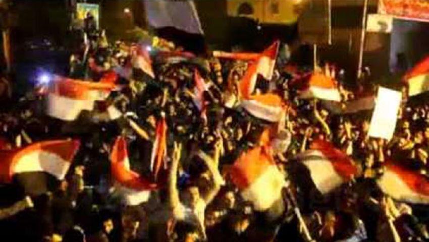 وفاة أحمد رشدي تلغي احتفالات عزل مرسي بالمنوفية