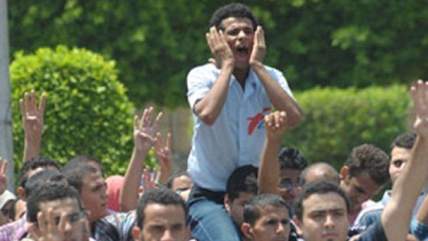 طلاب دار علوم القاهرة: مش هننسى القضية